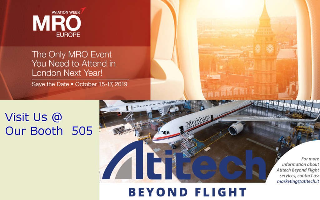 MRO Europe 2019,London UK