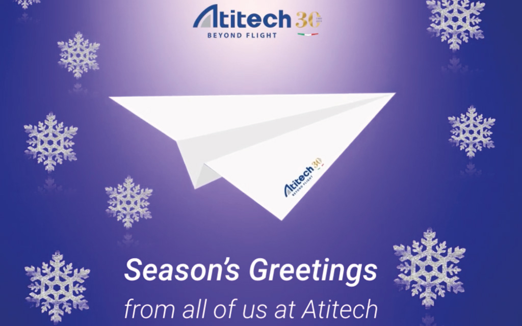 Best wishes from Atitech