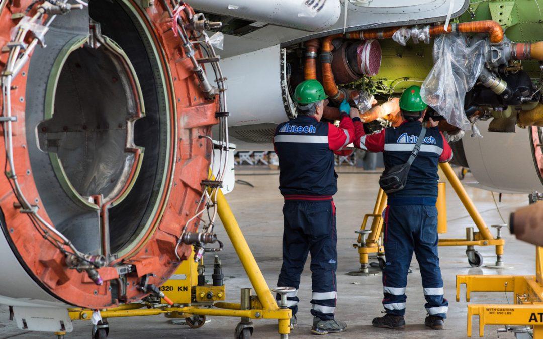 Atitech con AEA per il grande polo di formazione aeronautica del Sud Italia