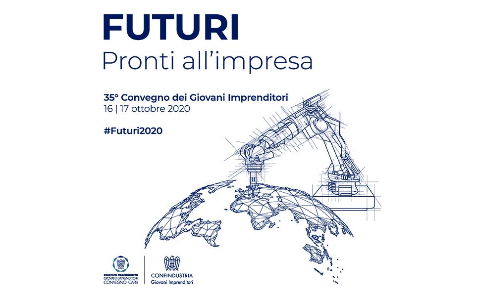"""Atitech su """"Futuri"""", specialeper il 35° Convegno dei Giovani Industriali"""