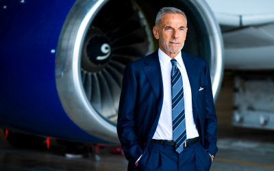 Atitech CEO, Lettieri, to the Rivista Aeronautica:  Turn-key contracts to our 50 clients
