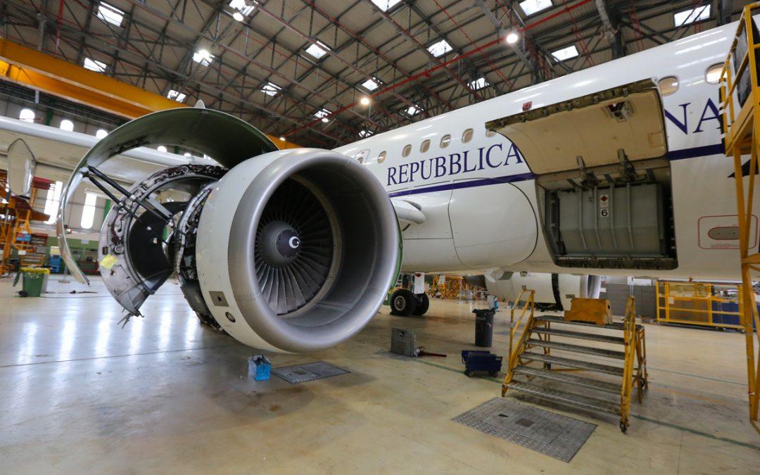 Atitech, supporto logistico alla flotta presidenziale degli A319CJ operati dal 31mo stormo: confermato per ulteriori 4 anni il contratto con l'Aeronautica militare