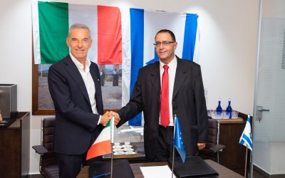 Israel Aerospace Industries Will Establish World's First Passenger to Freighter Conversion Site in Europe